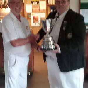 Brian Reynolds - Club Champion