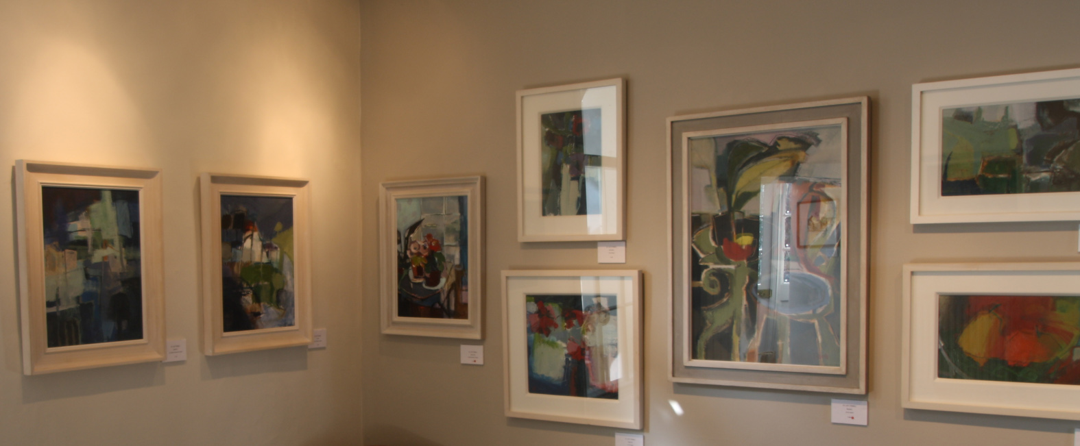 Works by Lucy Powell at Series III