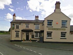 The Horseshoes Pub, Tilstock