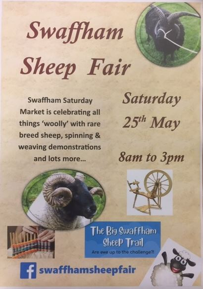 Swaffham Town Council 2019 Sheep Fair