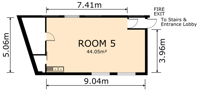 Room 5, Alton Community Centre