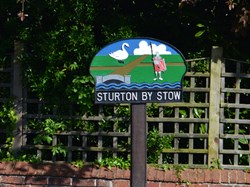 Sturton Village Sign