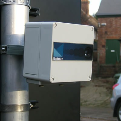 Sentinel Speed Camera (courtesy of Unipar)