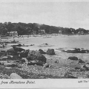 Old photo Seagrove Bay