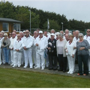 Swindon West End Bowls Club 2015 - Eastbourne