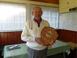 Greatorex Shield winner 2017