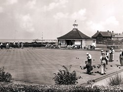 1940s Westbrook Bowls Club - By Max Montagut - Flickr