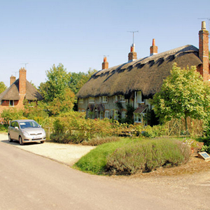 Thatched Cottages Tichborne