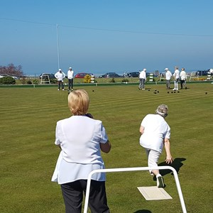 Westbrook Bowls Club 2019 04 20 1st Day of The 2019 Season