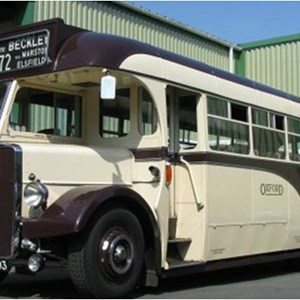 1949 AEC Regall III, with Willowbrook bodywork