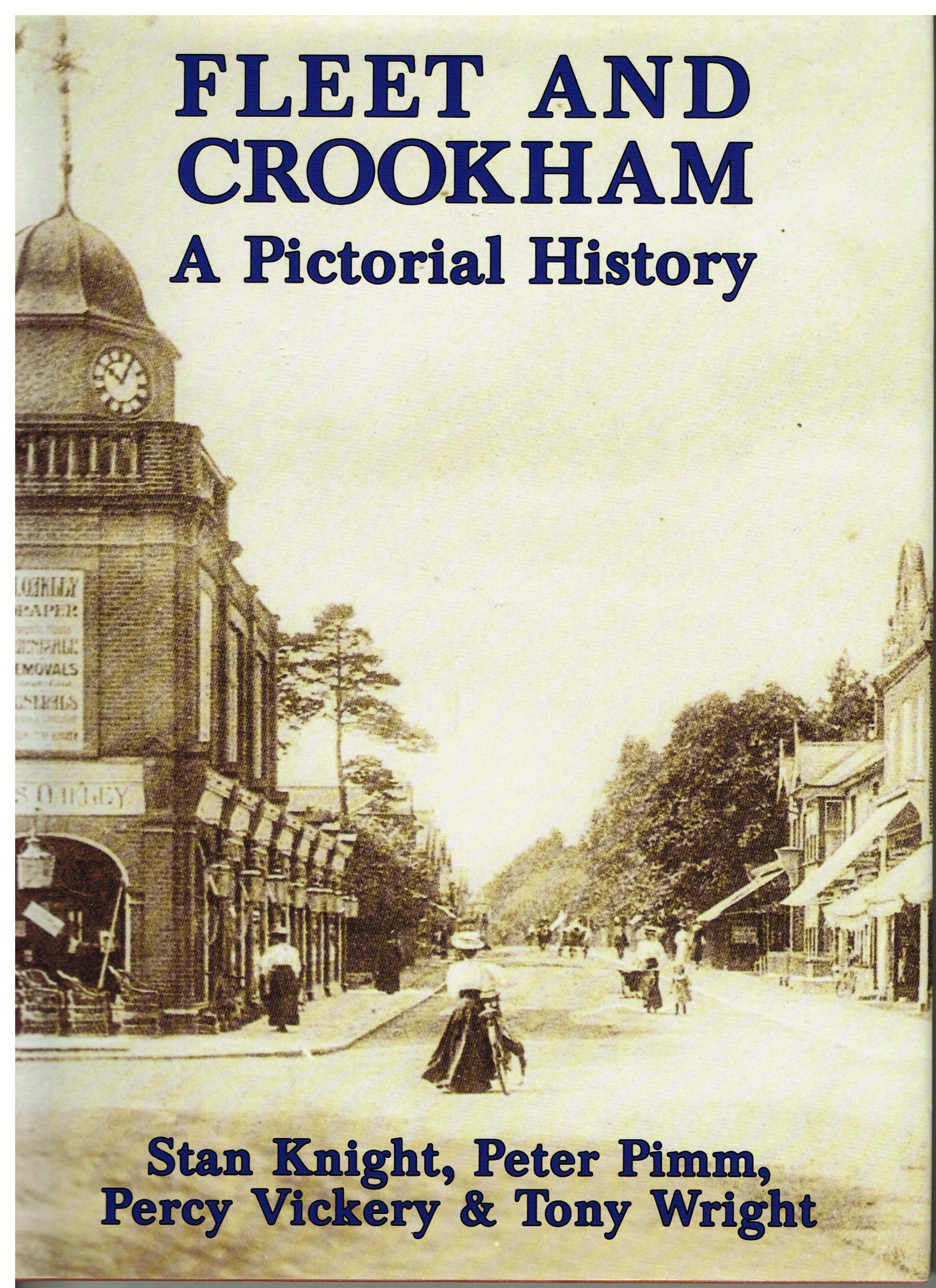 Fleet and Crookham Local History Group Publications and sources
