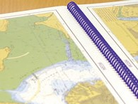 Large Sea Charts - Robust & Durable