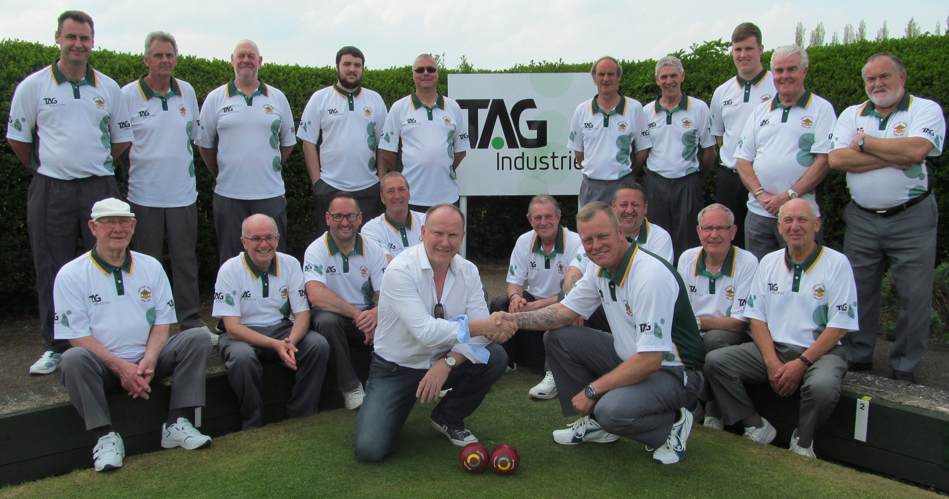 Whittlesey Manor Bowls Club Club Sponsors