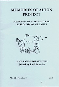 Alton Papers 3 - Shops and Shopkeepers