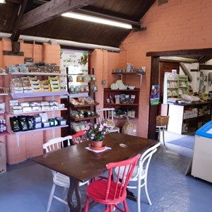 Berwick St James Parish Community Farm Shop