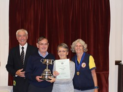 Colchester West End Bowls Club Presentation Evening 2016