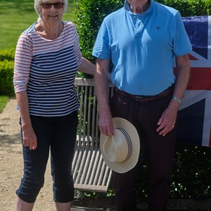 Richard & Gill Brasher