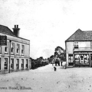 Elham Parish Council History