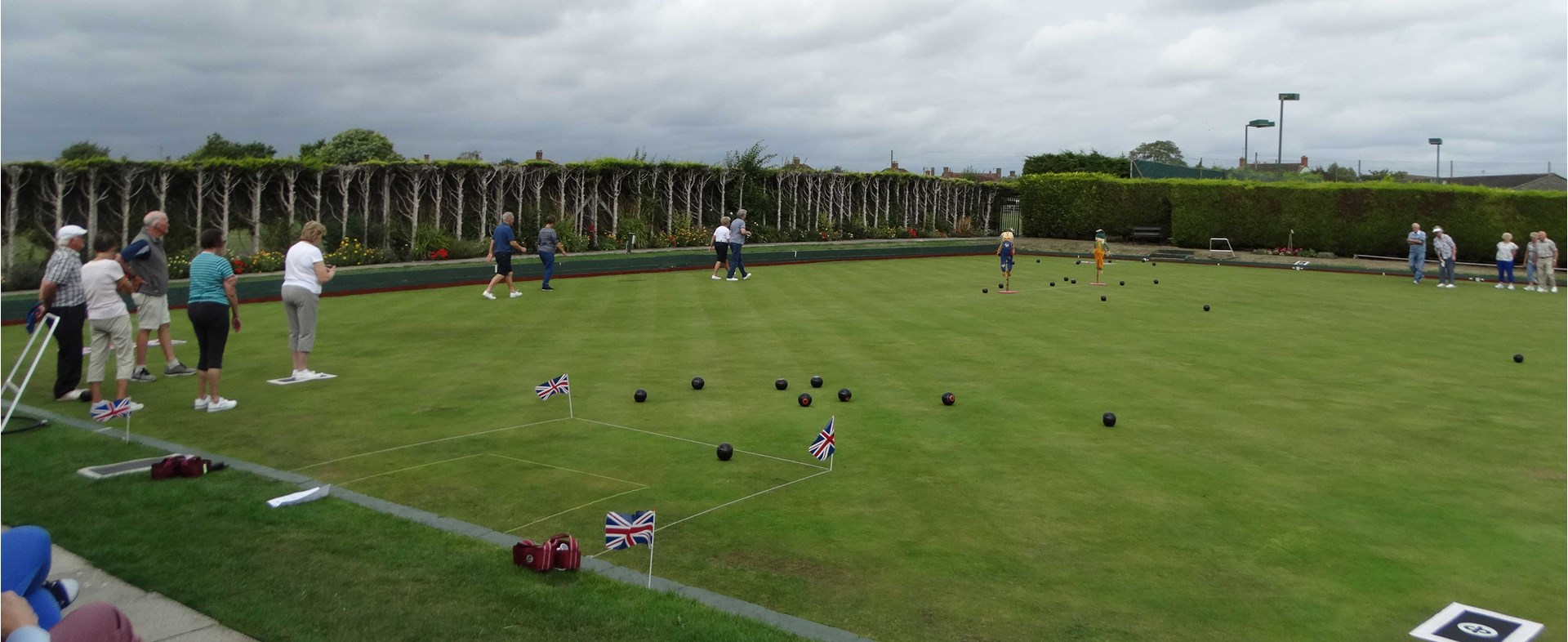 SOMERTON & DISTRICT BOWLS CLUB Social Activity