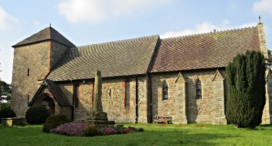 St Marys Church Caynham