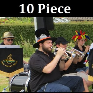 10 Piece - Test Valley Brass