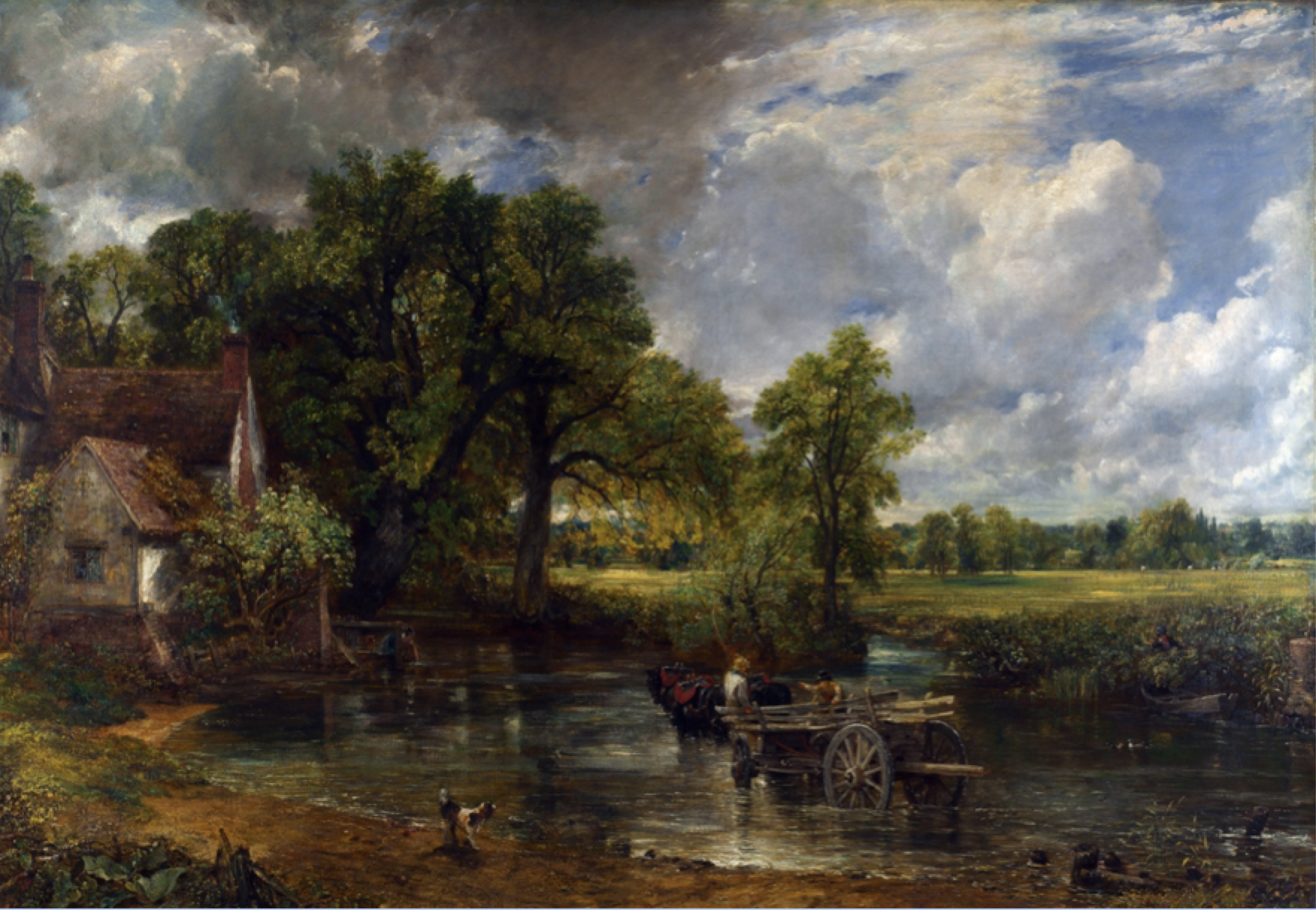 Berwick St James Parish The Life & Work of John Constable