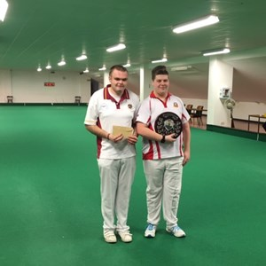 Under-21 Singles: Winner Scott Eveleigh; Runner-Up: Jimmy Smith