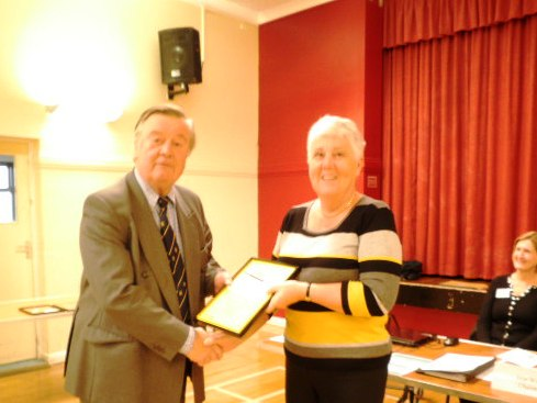 CPRE Nottinghamshire, County Awards
