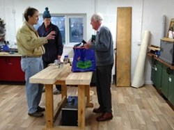 York Men's Shed Gallery
