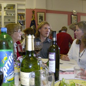 Berwick St James Parish Harvest Supper 2008
