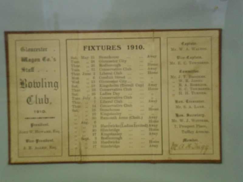 The very first Winget Fixtures card