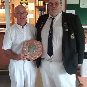 Jim Irving - Senior Shield