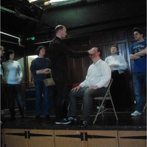 Sweeney Todd Rehearsals