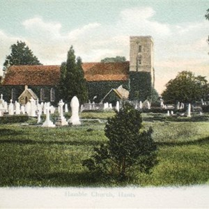 St Andrew's Church c.1905