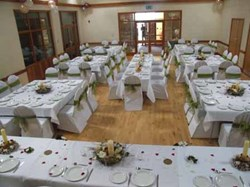 A Wedding Layout