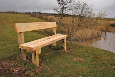 Bench 6: Poolside, Little Wenlock Parish Council