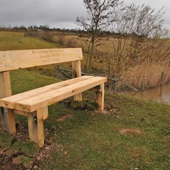 Benchwalks, Little Wenlock Parish Council