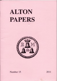 Alton Papers Alton Papers, no. 15