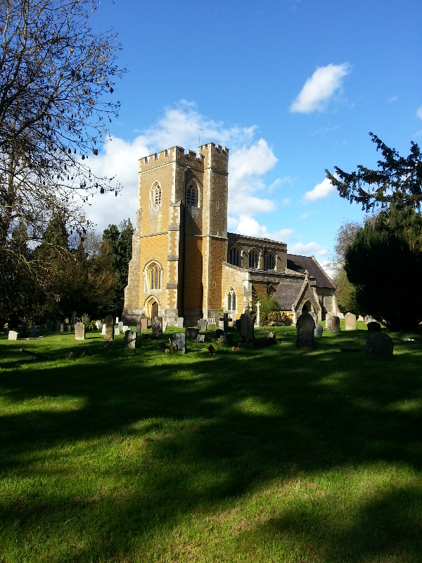 Mentmore Parish Council St. Mary's Church