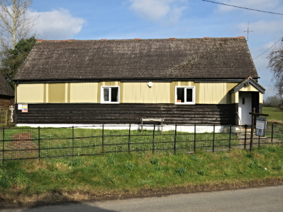 Caynham Village Hall For Information/Bookings see website http://www.caynham.eclipse.co.uk/vhall.html