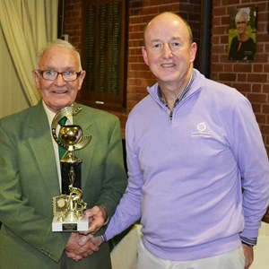 Chairman's Trophy Winner, Paul Smith
