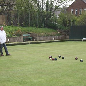 Saltburn Bowls Club Open Pairs Tournament