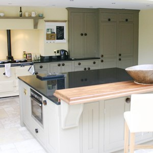 Raynsford Furniture - Bespoke Oak Kitchen