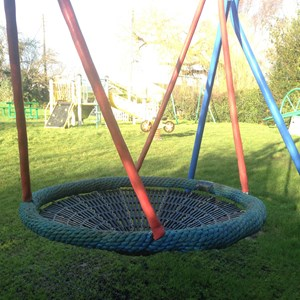 Bomere Heath & District Parish Council New Playground Equipment 2014
