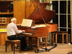 Friends of Sidholme Music Room Music Room Gallery