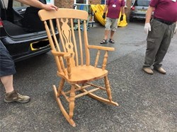 The RWB Shed Rocking Chair