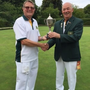 Novices Cup 2016 - Mike Etherington