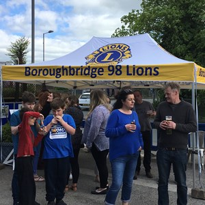 Boroughbridge Lions Grantham Arms Fest & Duck Race 2019