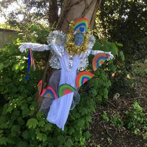 Bleasby Community Website Scarecrows & Pallets 2020