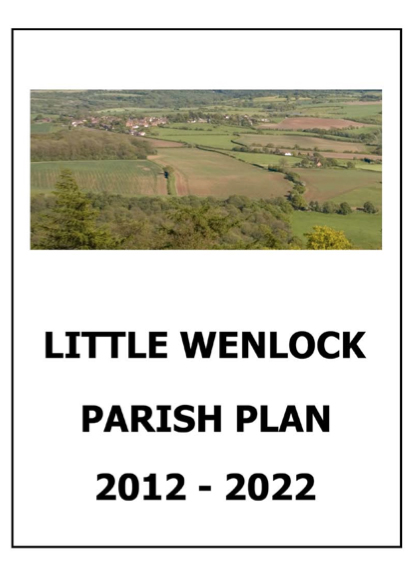 Parish Plan, Little Wenlock Parish Council